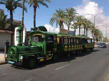 TORREVIEJA-TRAIN Daily Outings