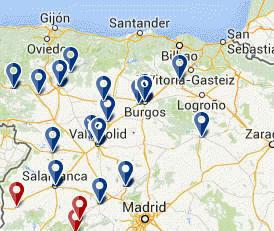 Accommodation-Castella-y-Leon