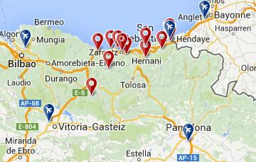 accommodation-Guipuzcoa-Basque