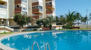 Apartment Edificio Nautico Playa San Juan alicante golf