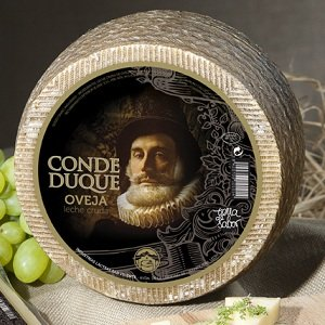Conde-Duque-Cheese Spanish Cheese Listings