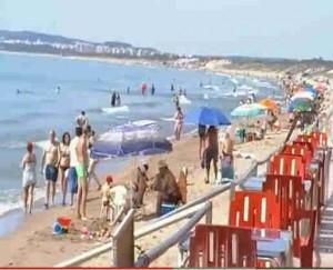 El-Pinet-Beach-La-Marina Hostal Maruja
