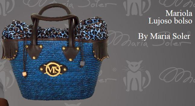 Handbag-Blue