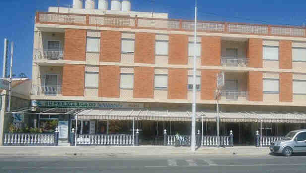 Hotel-Montemar-La-Marina-Village hotels