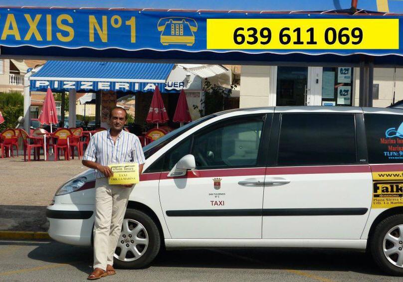 La-Marina-No1-Taxi Taxi
