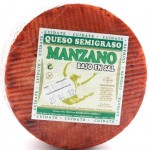 Manzano-Cheese