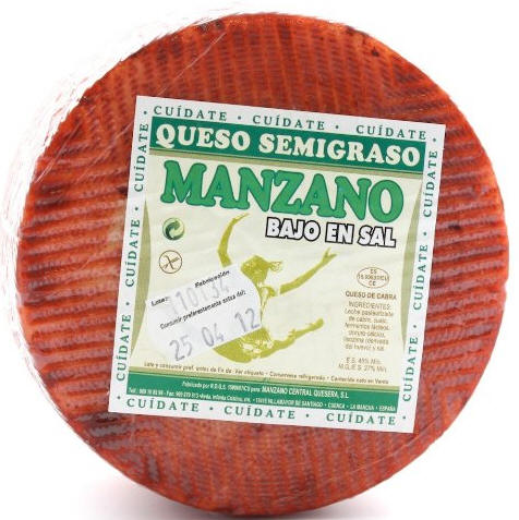 Manzano-Cheese