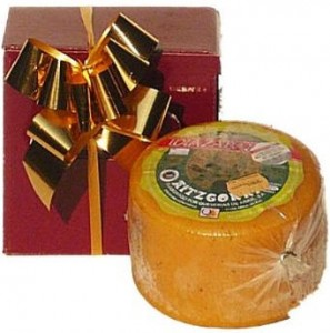 Idiazabal Spanish-cheese-as-a-gift