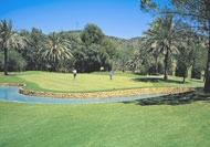 campo-del-golf club de Campo del Mediterraneo