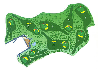 ifach golf course map ifach