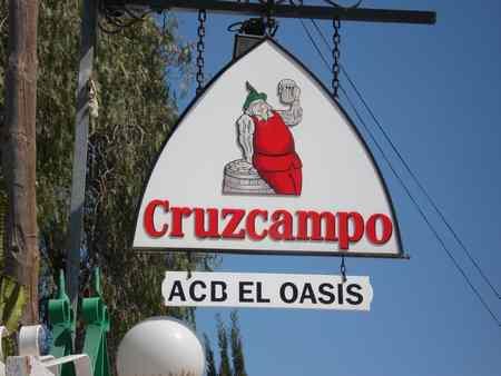 Cruz Campo El Oasis Cruz-Campo-Restaurant-El- Oasis- La-Marina