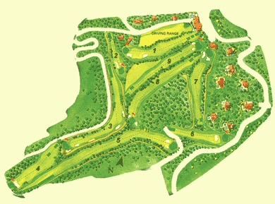 don-course-map Don Cayo