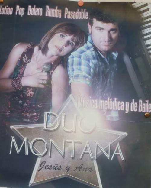 Spanish duo Montana