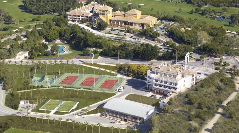 hotel play golf Campoamor