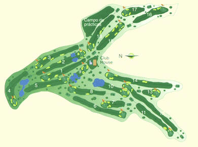 quesada-course-map Marquesa
