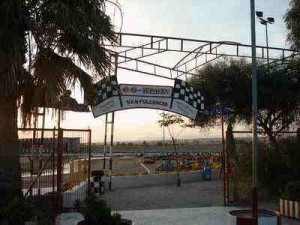 San Fulgencio Go-Kart-Entrance Go Karts San Fulgencio