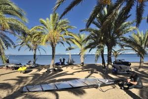 Holiday Camp Bungalows spain