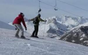 Skiing-in-Spain