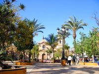Torrevieja-Church Torrevieja Spain Holiday homes