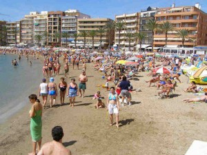 Torrevieja-Holiday-Rentals Apartment Menorca