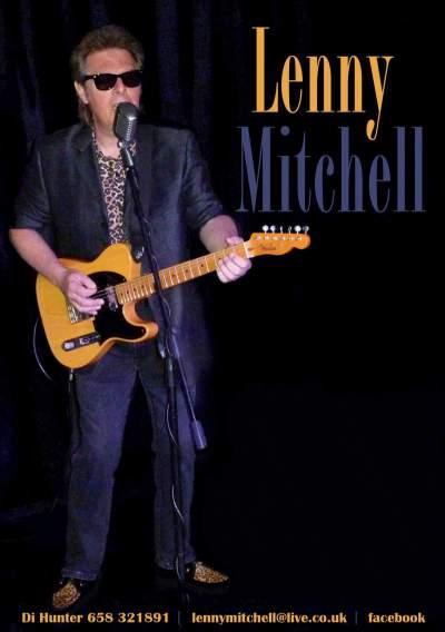 Lenny-Mitchell Artistes