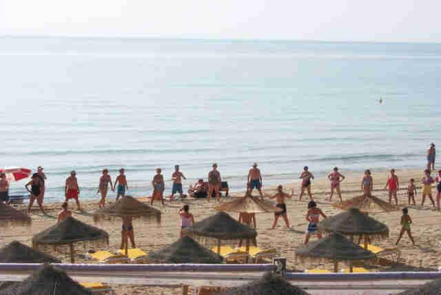 Pilar-beach information