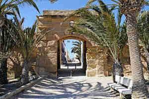 Tabarca-4-Main-Gate Tabarca Island