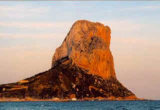 penon-rock-1 rock climbing