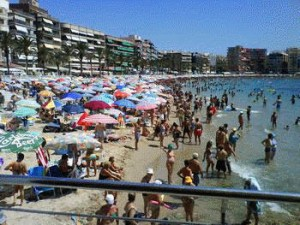 Costa Blanca Information hotels playa-de-cura-beach-torrevieja Local Towns near Alicante