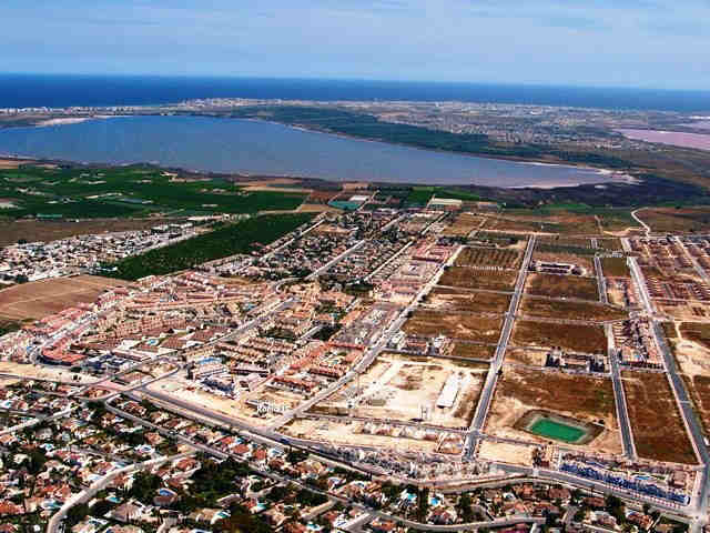 local hotels Ciudad-Quesada-from-the-air