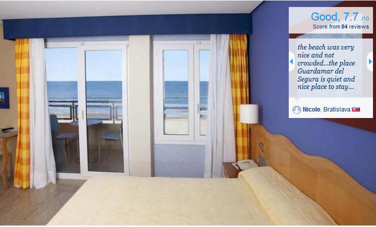 Hotel-Meridional-Guardamar Hotel Information