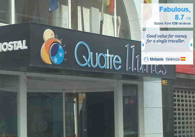 Quatre-Llunes-Hotel-Santa-Pola Hotel Information