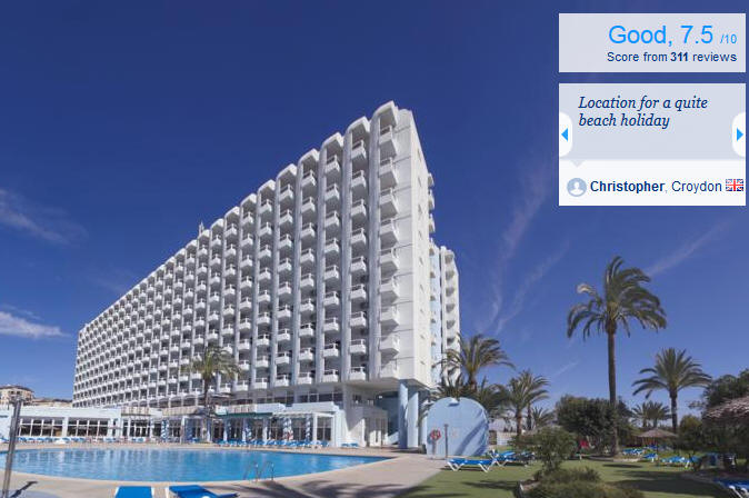 Hotel-Playas-de-Guardamar Hotel Information