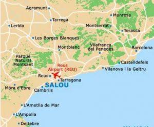 daurada map