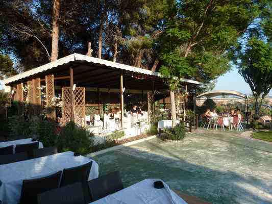 Garden-View-Evening-Happy Garden-Quesada