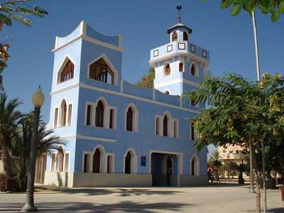 Local Towns near Alicante