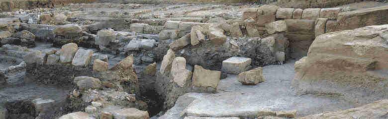 Fortuna Roman Ruins