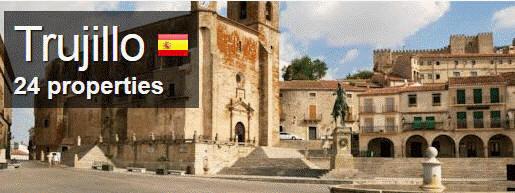 Accommodation-Trujillo