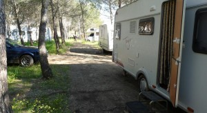 Camping las Catalinas Campsites Extremadura