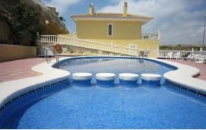 Casa Opalo Formentera de Segura
