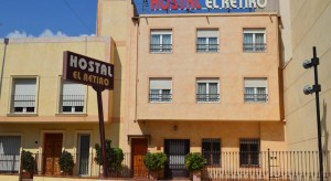 Hostal El Retiro Almoradi Holiday