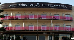 Hotel Spa Los Periquitos Fortuna Spa Baths