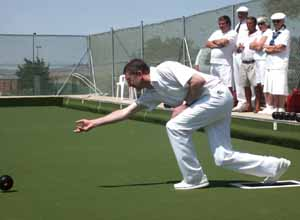 country bowls murcia action