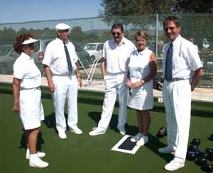 country bowls murcia Coach