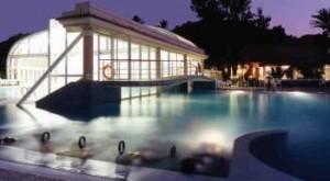Outside Spa Archena Spa Baths