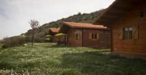 Paraíso Rural Cabins Bungalows Basque