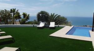 Sitges-Sea-View-Villa Large Villa Holidays