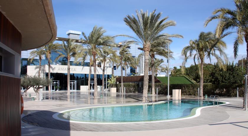 The Amaltea Hotel Spa Center