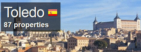 Toledo-Accommodation