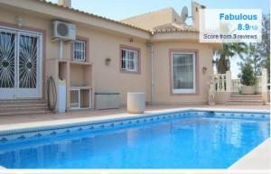 Villa Esmeralda Formentera de Segura